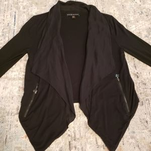 Rock and Republic Light Weight Black Jacket